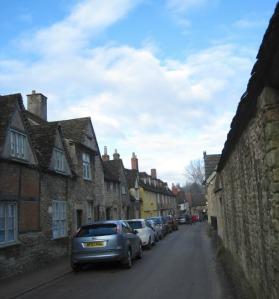 East Street in Lacock