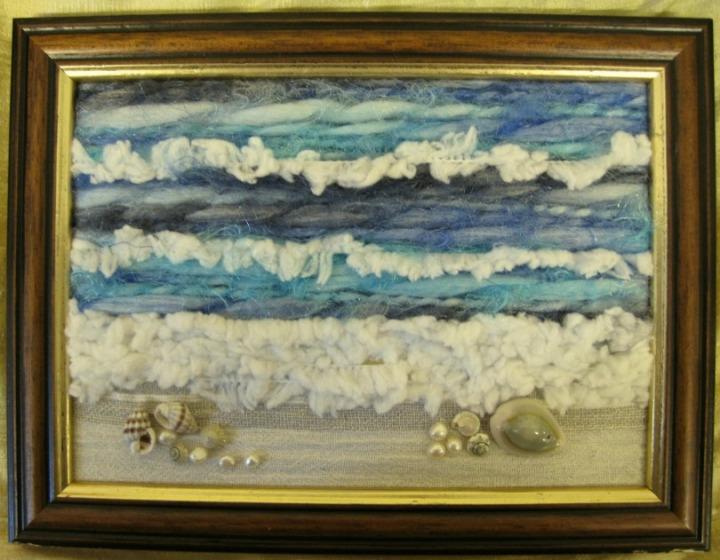 Yarn and Fabric Seashore